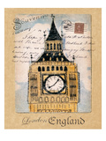 Souvenir of London Prints by Hugo Wild