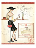 Wine Event I Giclee Print by Andrea Laliberte