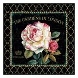 Garden View VII Reproduction giclée Premium par Lisa Audit