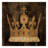 Her Majesty's Crown Giclee Print by Avery Tillmon