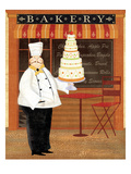 Chef's Specialties IV Giclee Print by Veronique Charron