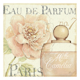 Fleurs and Parfum II Premium Giclee Print by Daphne Brissonnet