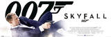 James Bond  Bond In Dust (Skyfall) Print