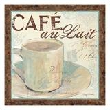 Cafe du Matin I Kunst von Avery Tillmon