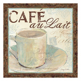 Cafe du Matin I Giclee Print by Avery Tillmon