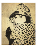 Fashion News II Giclee Print by Wild Apple Portfolio