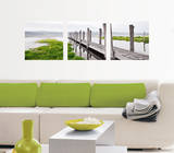 Idyllic Jetty Wall Decal