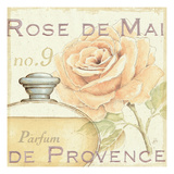 Fleurs and Parfum I Giclee Print by Daphne Brissonnet