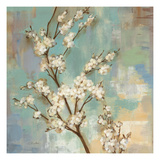 Kyoto Blossoms II Giclee Print by Silvia Vassileva