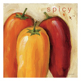 Spicy Giclee Print by Lisa Audit