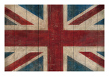 Union Jack Premium Giclee Print by Avery Tillmon