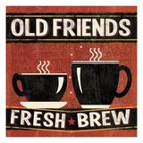 Coffee Roasters IV Premium Giclee Print by  Pela