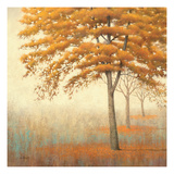 Autumn Trees I Premium Giclee Print by James Wiens