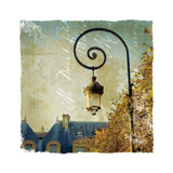 Golden Age of Paris II Giclee Print by Wild Apple Photography