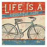 Beautiful Ride I Giclee Print by Pela Studio