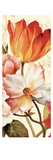 Poesie Florale Panel I Giclee Print by Lisa Audit