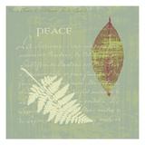 Peace Giclee Print by Wild Apple Portfolio