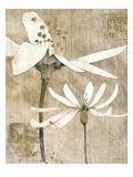 Pencil Floral II Giclee-tryk i høj kvalitet af Avery Tillmon