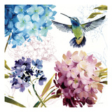 Spring Nectar Square III Wydruk giclee premium autor Lisa Audit