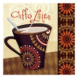 Cup of Joe IV Premium Giclee Print by Veronique Charron