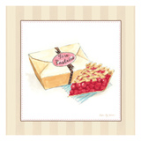 Slice of Pie Giclee Print by Susan Eby Glass