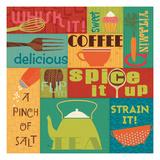 Kitchen It! I Premium Giclee Print by  Pela