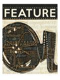 Cinema IV Premium Giclee Print by  Pela