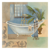 Coastal Bathtub II Poster by Silvia Vassileva