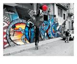 Entree Dans La Vieille Havane Premium Giclee Print by Sebastien Nouet