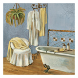 Light Bath III Giclee Print by Silvia Vassileva
