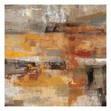Mojave Road Crop Giclee-tryk i høj kvalitet af Silvia Vassileva