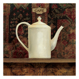 Ornamental Teapot I Posters by Avery Tillmon
