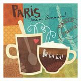 Cup-les I Giclee Print by Veronique Charron