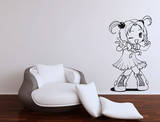 Aiko Large Wall Decal