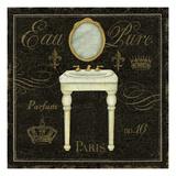 Bain De Luxe IV Premium Giclee Print by Daphne Brissonnet
