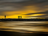 4 Man Photographic Print by Josh Adamski