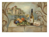 Vino Blanco Giclee Print by Silvia Vassileva