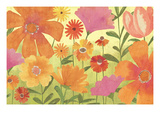 Spring Fling Giclee Print by Veronique Charron
