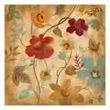 Antique Embroidery II Giclee Print by Silvia Vassileva