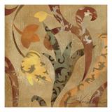 Floral Fragment IV Premium Giclee Print by Silvia Vassileva