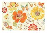 Spice Bouquet I Premium Giclee Print by Daphne Brissonnet