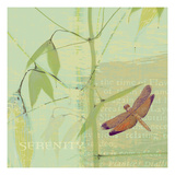Serenity Giclee Print by Wild Apple Portfolio