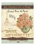 French Seed Packet II Giclee-tryk i høj kvalitet af Daphne Brissonnet