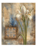 Iris and Tile Prints by Silvia Vassileva