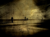 Broken Glass Photographic Print by Josh Adamski
