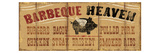 Barbeque Heaven Premium Giclee Print by  Pela