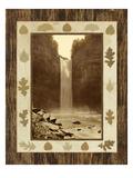 Taughannock Falls Lámina giclée por Wild Apple Portfolio