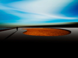 Red Earth Photographic Print by Josh Adamski