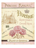 French Seed Packet III Giclee-tryk i høj kvalitet af Daphne Brissonnet