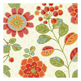 Summer Palette I Giclee Print by Lisa Audit